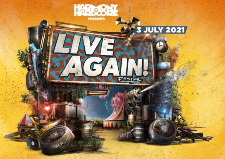 Live Again Festival – 3&4 juli
